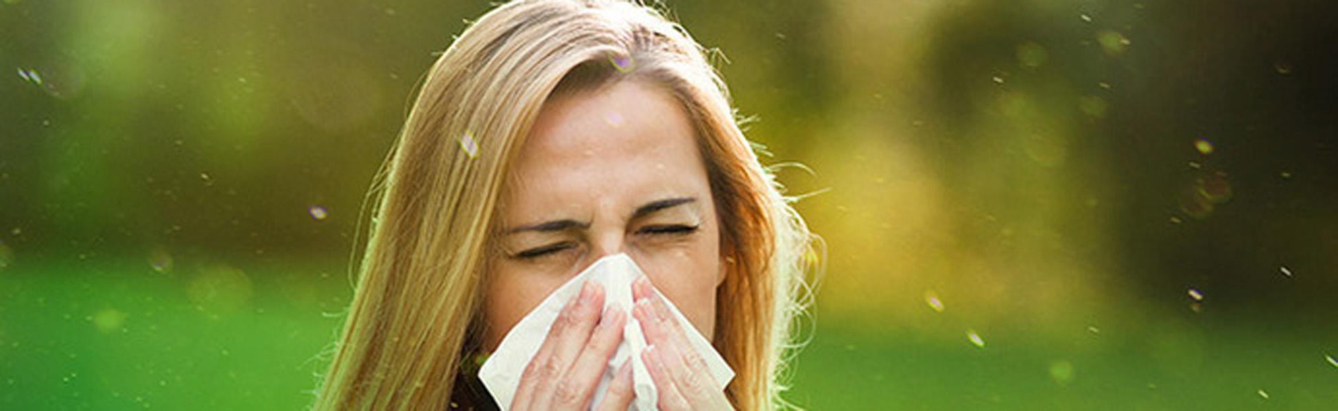 was hilft bei Pollenallergie